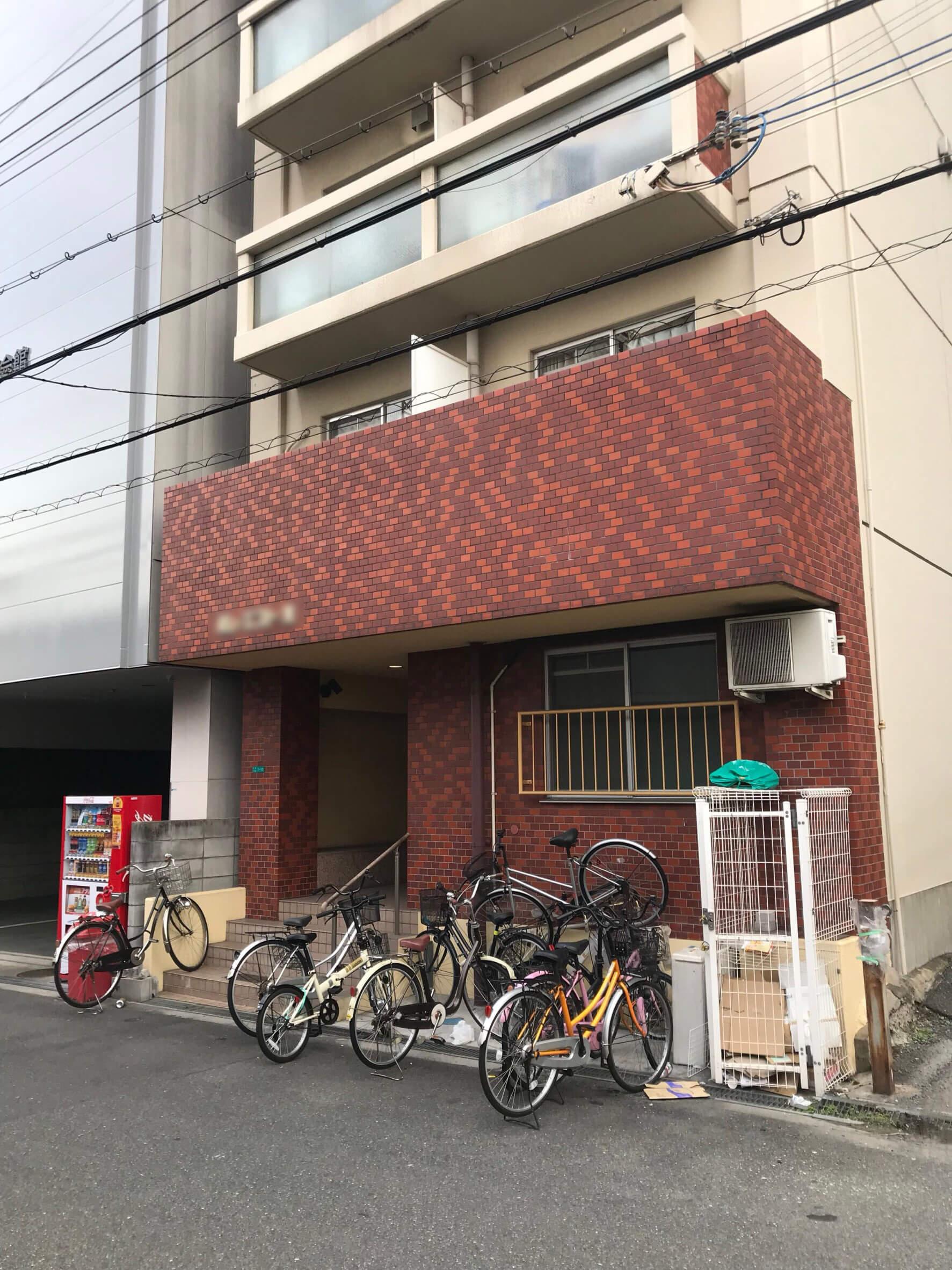 一部損/RC造5階マンション/築37年<br /> 大阪市都島区