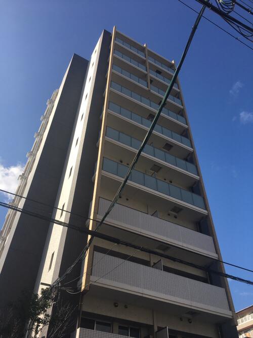 一部損/RC造11階マンション/築2年<br /> 大阪市西成区