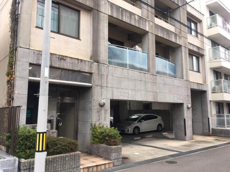 一部損/鉄骨造5階マンション/築25年<br /> 兵庫県神戸市灘区