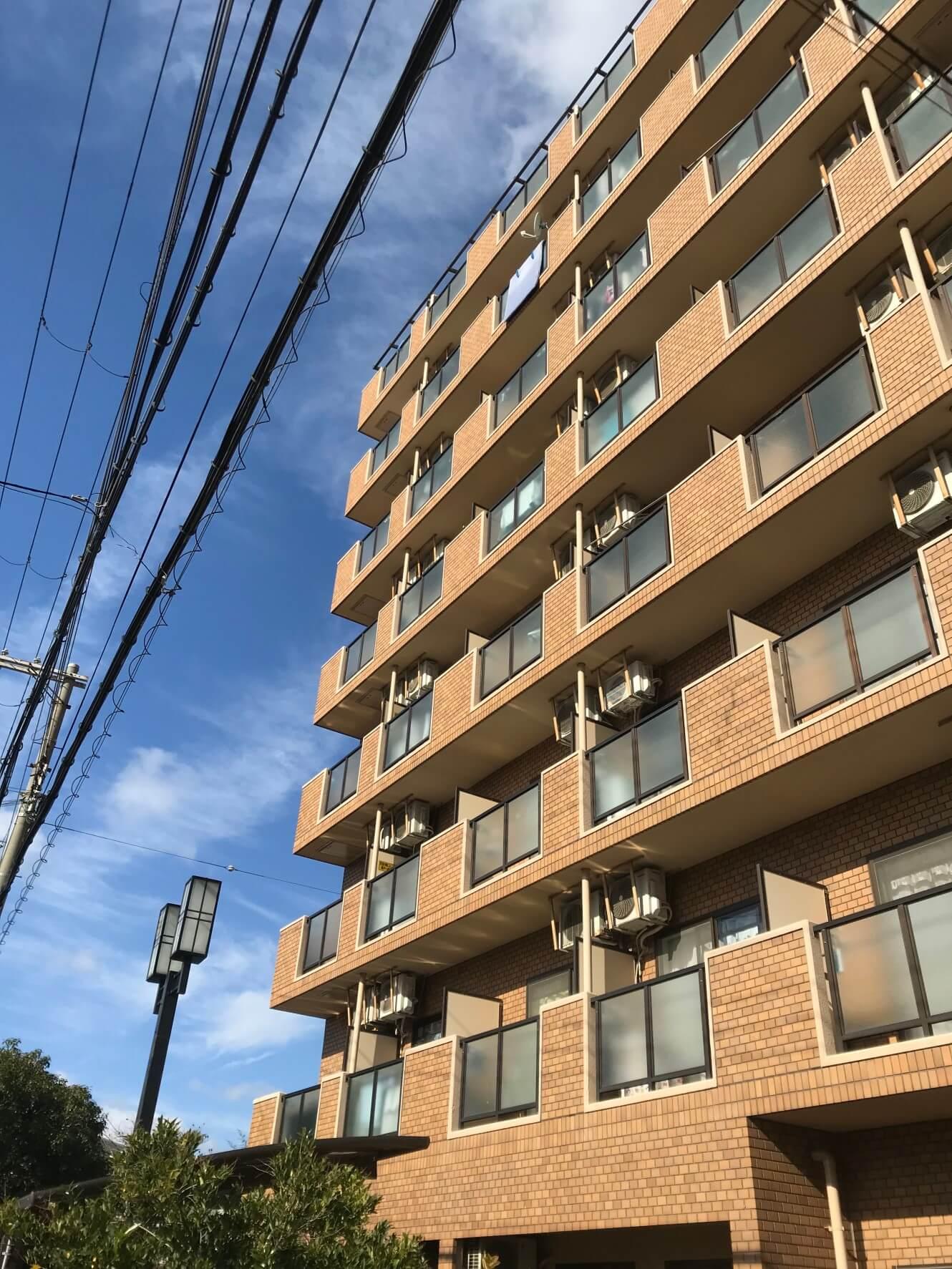 一部損/RC造8階マンション/築26年<br /> 大阪市東淀川区