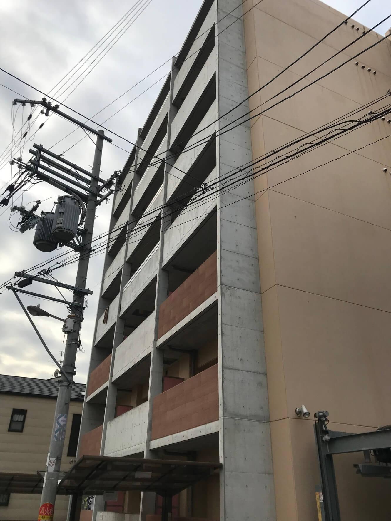 一部損/RC造7階マンション/築12年<br /> 大阪市生野区