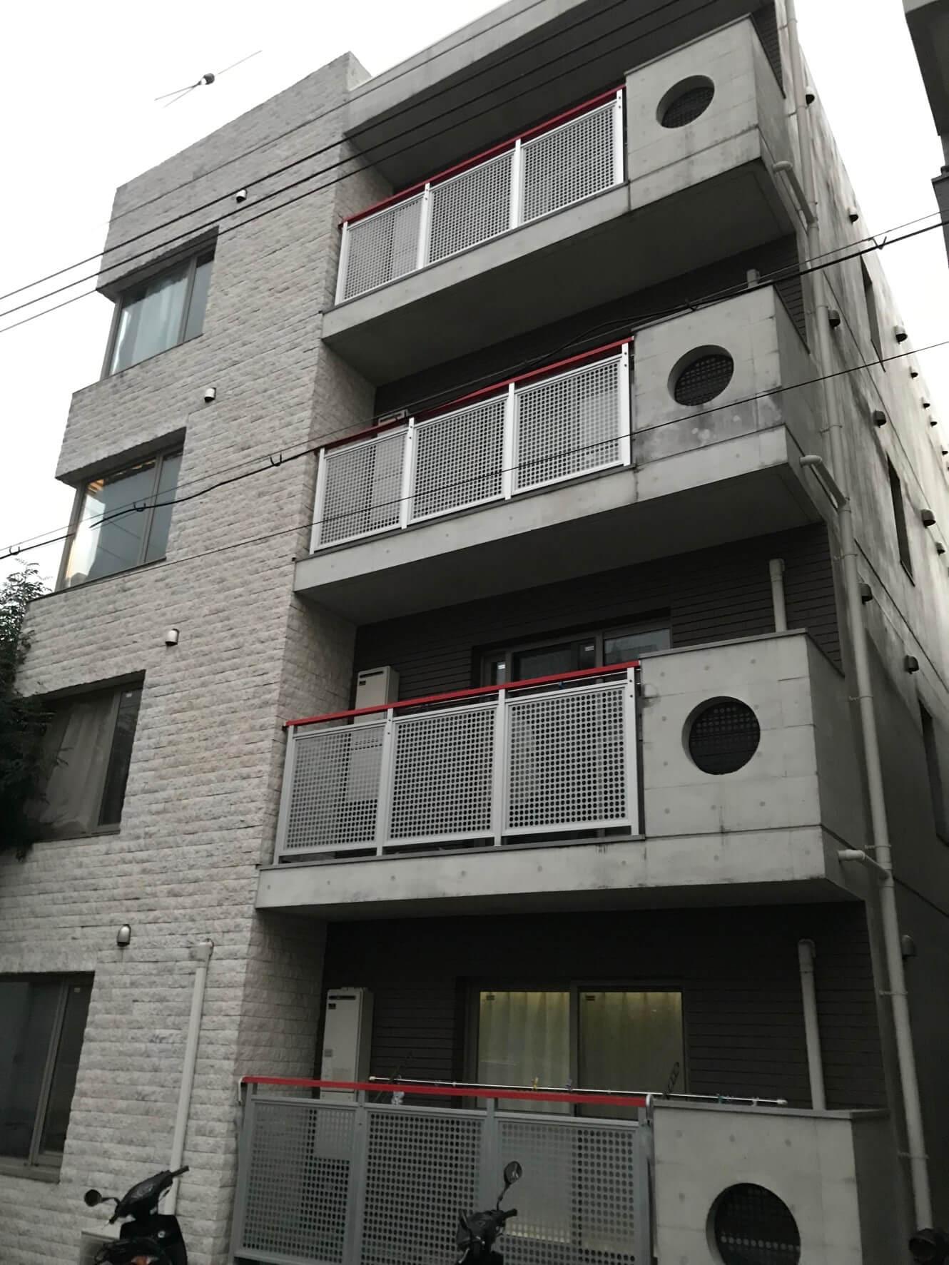 一部損/RC造4階マンション/築15年<br /> 阪市東成区